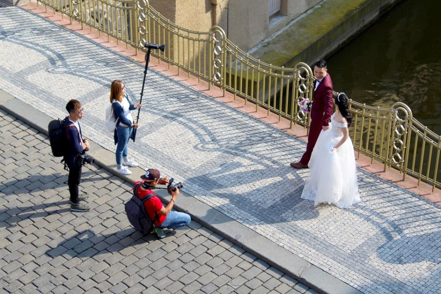 5 Lucky Tips To Choose A Perfect Wedding Photographer